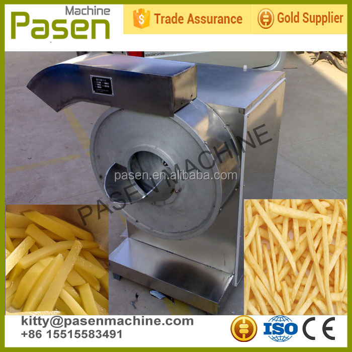 Hot sale potato french fry cutter | potato chips making machine price | french fries cutting making machine