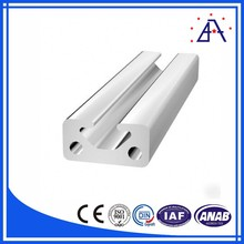 Aluminum profile section for industry producting line