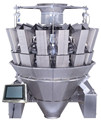 14 heads multiheads combination weigher for sticky products JY-14HDT