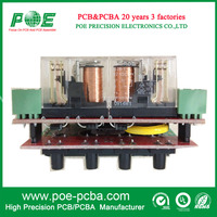 electronic component sourcing professional pcb assembly pcb manufacturer for 20 years