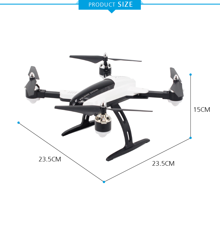 foldable wifi camera quadcopter radio control toy for sale