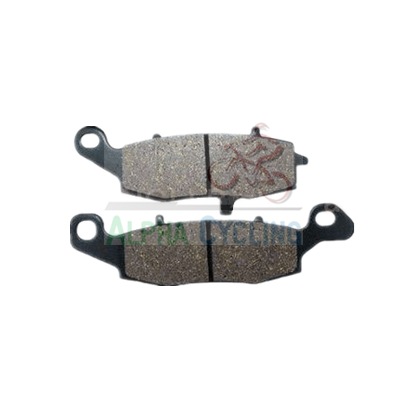 wholesale motorcycle disc brake pads AC048 for KAWASAKI- ER-6F/ ZR-X 400 E3/ VN800/ ZR-7/ GPZ 1100/ VN 1700/ KLV1000 AC048