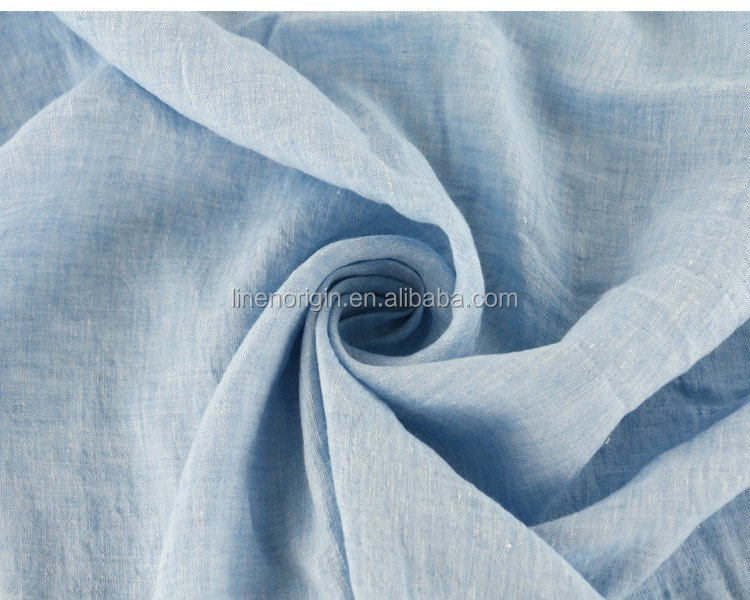washer linen fabric for shirt,flax linen fabric,100% pure linen fabric