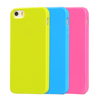 High quality handphone case, tpu slim crystal phone case for iPhone 5 5s