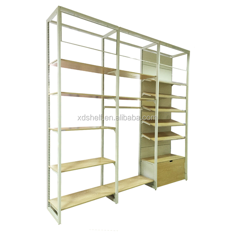 Commercial boltless metal storage shelving unit <strong>rack</strong>