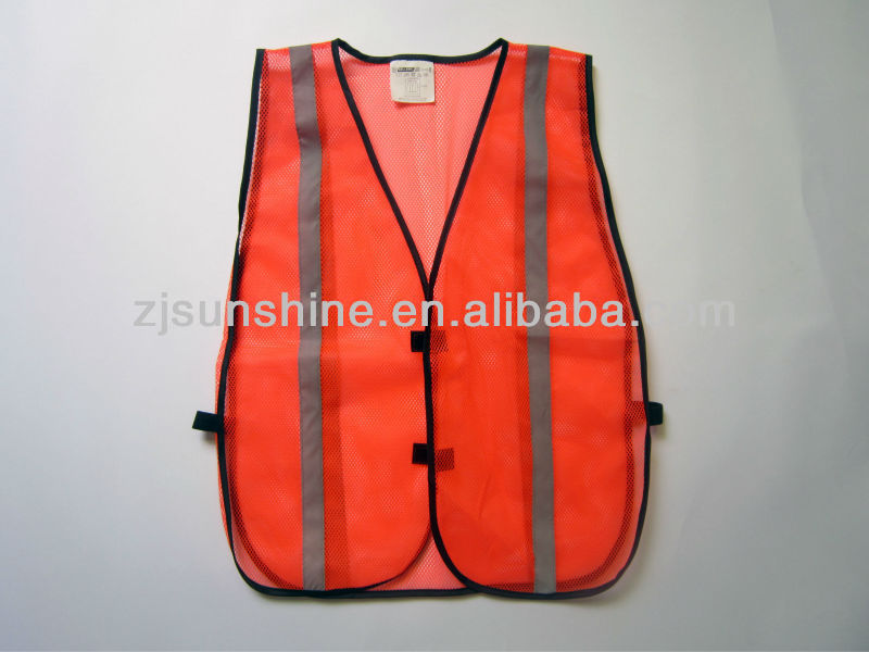 reflective safety mesh vest for women meeting en471