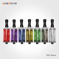 Crazy cell Vivi Nova without leaking capacity 3.5 mini ViVi Nova capacity 2.0 ViVi Nova V5 Atomizer