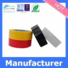 Red PVC electrical insulation adhesive tape forintegration wiring harness