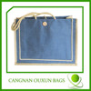 Wholesale jute beach bag