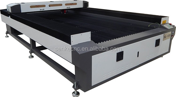 2mm stalness steel,carbon steel,metal sheet ,wood,acrylic double use CO2 150W,180W,200W,260W laser cutting machine for sale