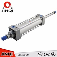 high precision Adjustable buffer telescopic pneumatic cylinder