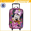 Lovely Minnie mouse bows trolley luggage , travel case for children