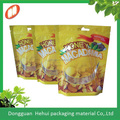 free samples plastic pouch bag for fruit packaging