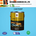 Good Coverage 1k 2k Car Refinish Fast Dry Car Paint With Factory Price
