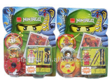Ninja beyblade spin top toy