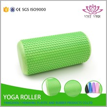 China hot Custom texture 12*6inch solid EVA Yoga roller