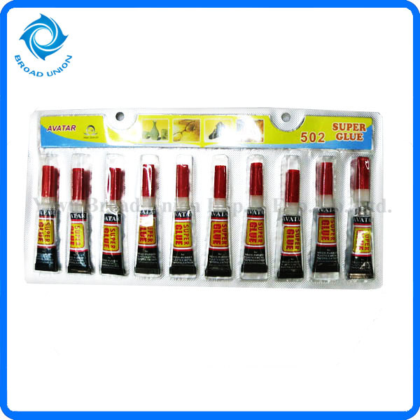 12PC 1.5g Super Glue 502 Wholesale Glue Super