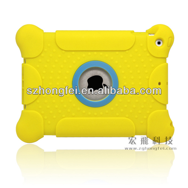 china factory OEM 9 inch rugged silicone tablet case
