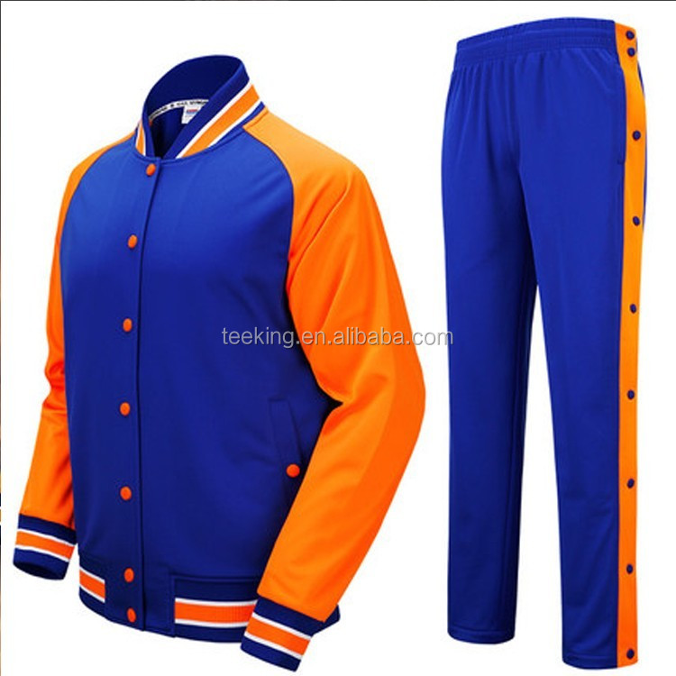 Custom design cotton fashion baseball jacket