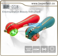 BP-018 home laser skin tightening beauty device with ion & photon function for home use skin care