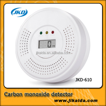 85dB Warning High Sensitive LCD dispaly Photoelectric Independent CO Gas Carbon Monoxide Alarm Detector Sensor For Car