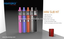 New design FPOP50W sub ohm coil evod battery lanyard