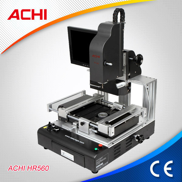 Looking for Overseas Agent ! ACHI HR-560 BGA Vacuum Desoldering Station