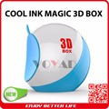 Latest VOYAD Magic 3d maker Cool Ink 3D Drawing Pen create real 3D with 3 colors gel free