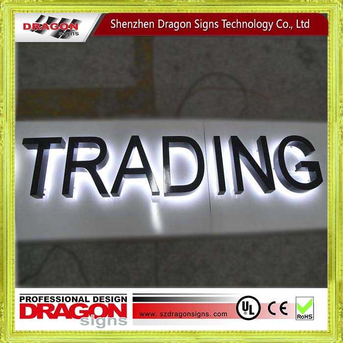 Alibaba China small stainless steel letters