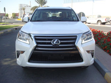 NEW CARS IN DUBAI LEXUS GX460 SPORT