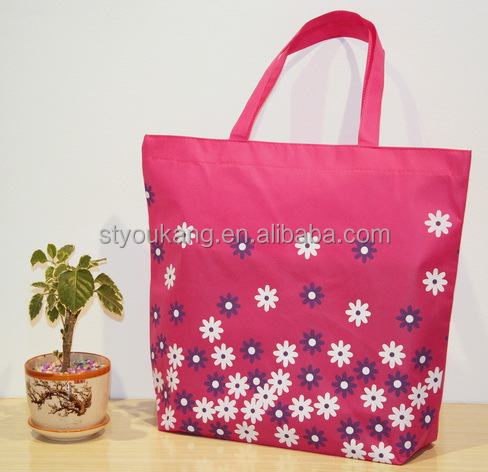 New Style Laminated PP non woven Bag For Shopping shopper bag