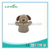 dog hand puppet toy