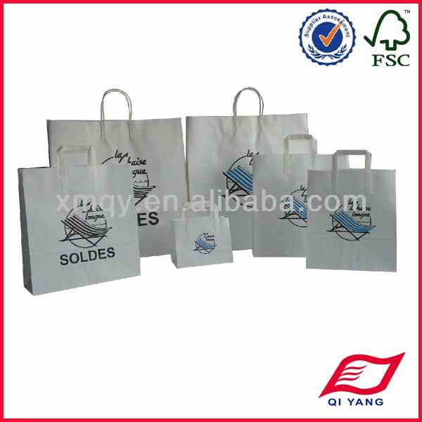 Promotional Customized kraft paper bag for coffee