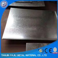 Prime China SGCC DX51D Zinc Coated Steel Plate