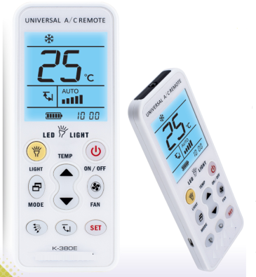 Frankever Universal A/C air conditioner wi-fi smart remote control
