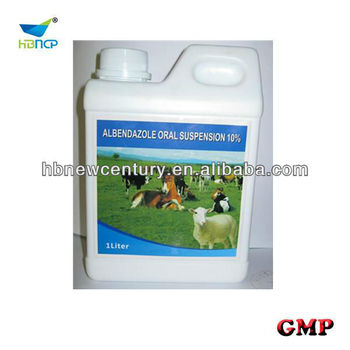 Deworm drug -Albendazole Oral solution 2.5% for Animal use Only