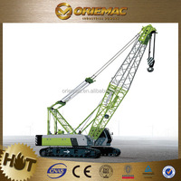 ZOOMLION 55 ton boom and jib crawler crane ZCC550H