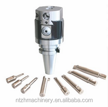 ZHMAC Boring and Facing Head with No. 4 Taper Shank cylinder boring tool