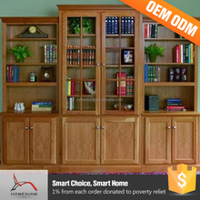 Living Room Cabinet Divider Rosewood Furniture Simple Luxury Wooden Bookcase
