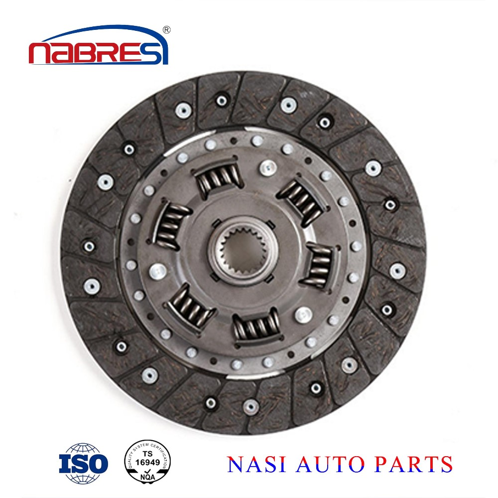 China professional auto parts manufacturer high quality clutch disc