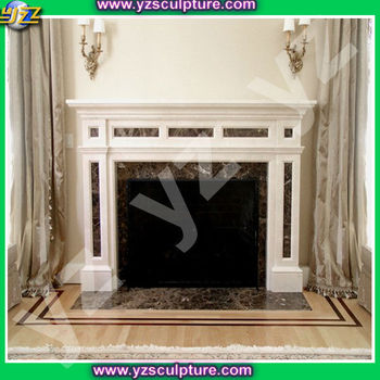 Marble Fireplace for sale FPS-C208W