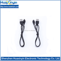 Black color high quality usb data cable for android mobile phone