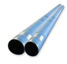 10 inch Customized Rubber water Suction Dredging pipe