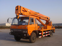 boom lift platform hydraulic arial working lifts