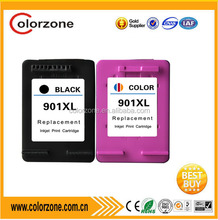 CC656A compatible hp printer ink 901,ink cartridge for hp 901