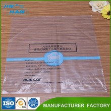 Accept Custom Order Plastic Transparent Package LDPE Plastic Bag