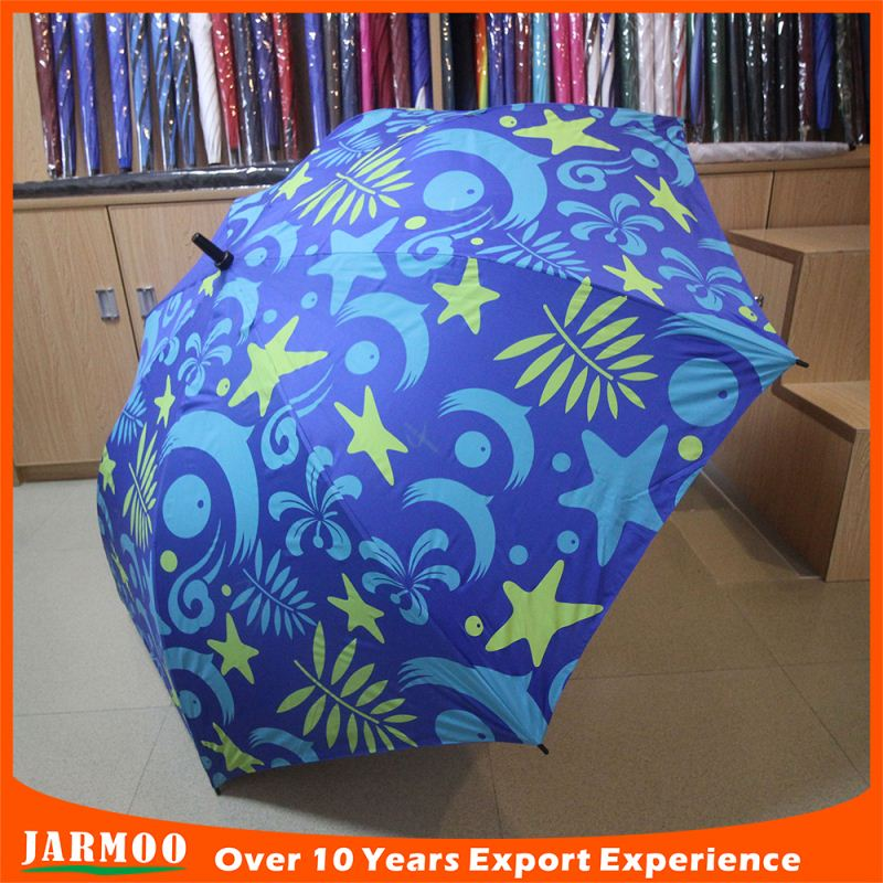 attractive and practical corporate gifts promotion golf umbrella
