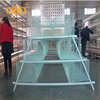 Hot sell galvanized animal chicken cage and layer bird cage wire mesh