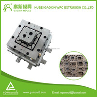 2015 Hot Sale China WPC Fence Mould, WPC Wood Mould, WPC Granule