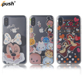 Cell Phone Case Wholesale cute IMD Printing TPU Back Cover For iphone x